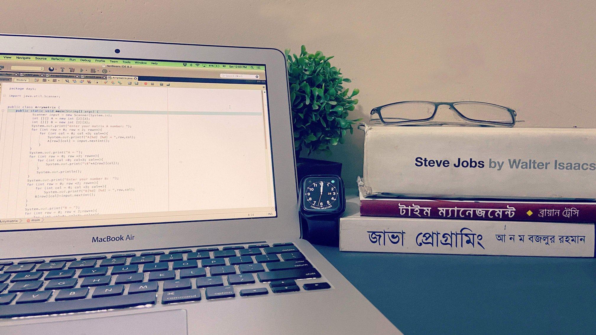 java-desk-java bangla -techcult