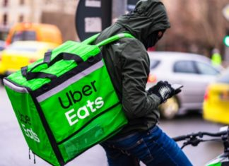 uber eats -techcult